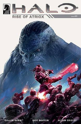 Halo: Rise of Atriox No.1