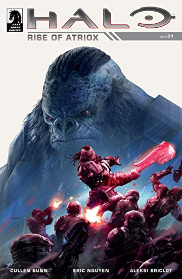 Halo: Rise of Atriox #1