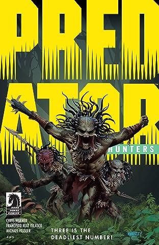 Predator: Hunters No.4