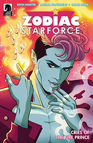 Zodiac Starforce: Cries of the Fire Prince No.2