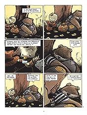 Abélard Vol. 2: Une brève histoire de poussière et de cendre