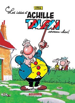 Achille Talon Vol. 1: Idées d'Achille Talon, cerveau choc (Les)