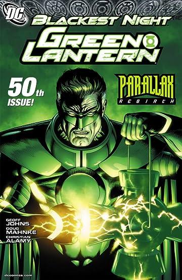 Green Lantern (2005-2011) #50