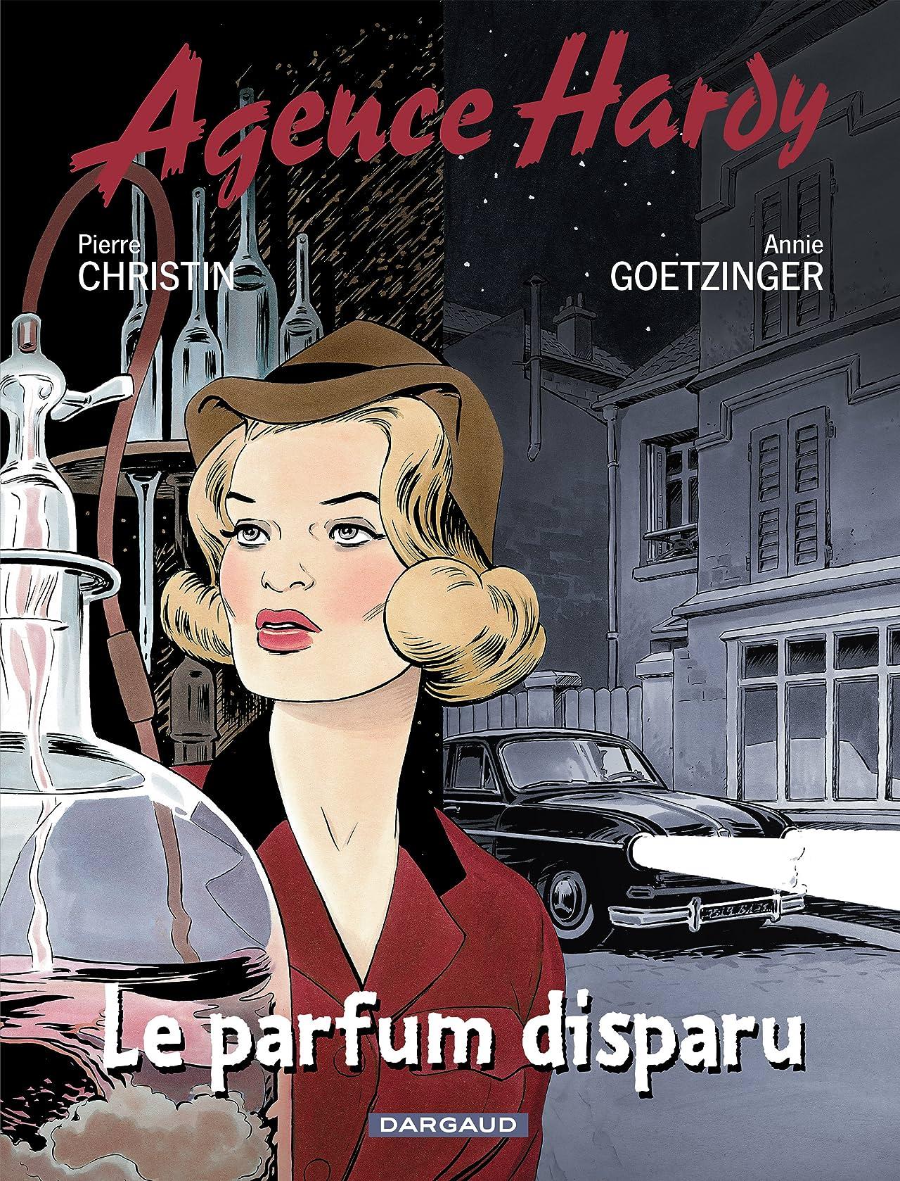 Agence Hardy Vol. 1: Le parfum disparu