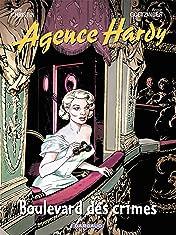 Agence Hardy Vol. 6: Au théâtre...