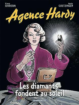 Agence Hardy Vol. 7: Les diamants fondent au soleil (7)