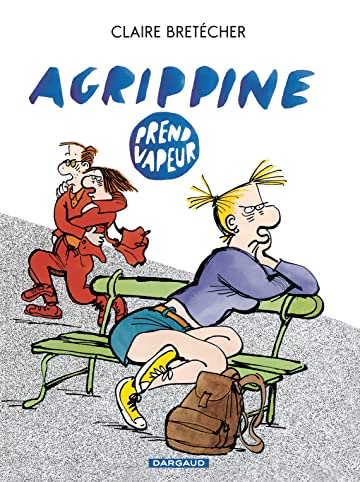 Agrippine Vol. 3: Agrippine prend vapeur