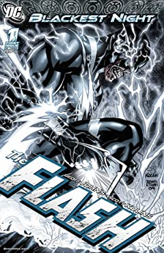 Blackest Night: The Flash No.1 (sur 3)