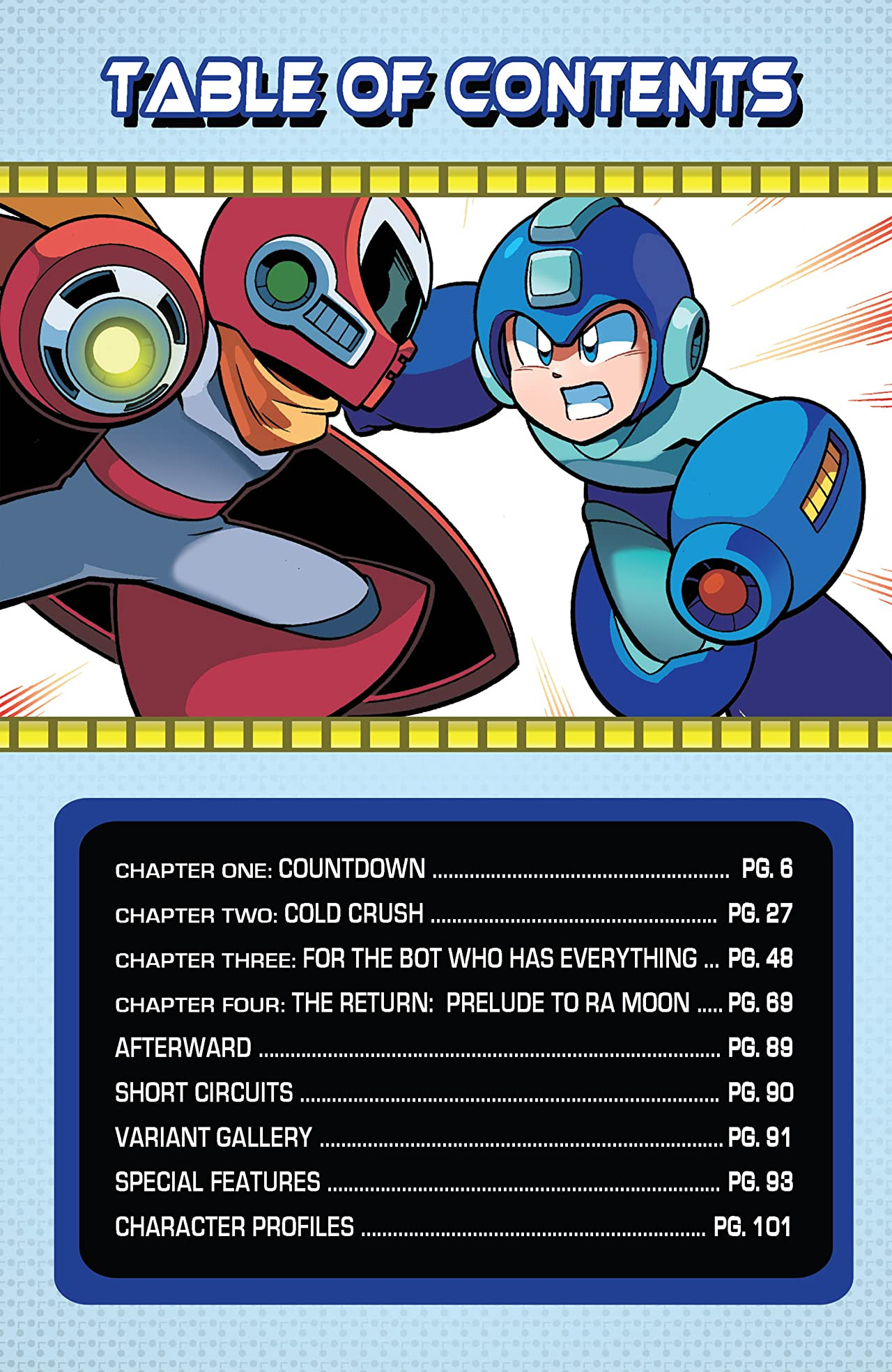 Mega Man Vol. 6: Breaking Point