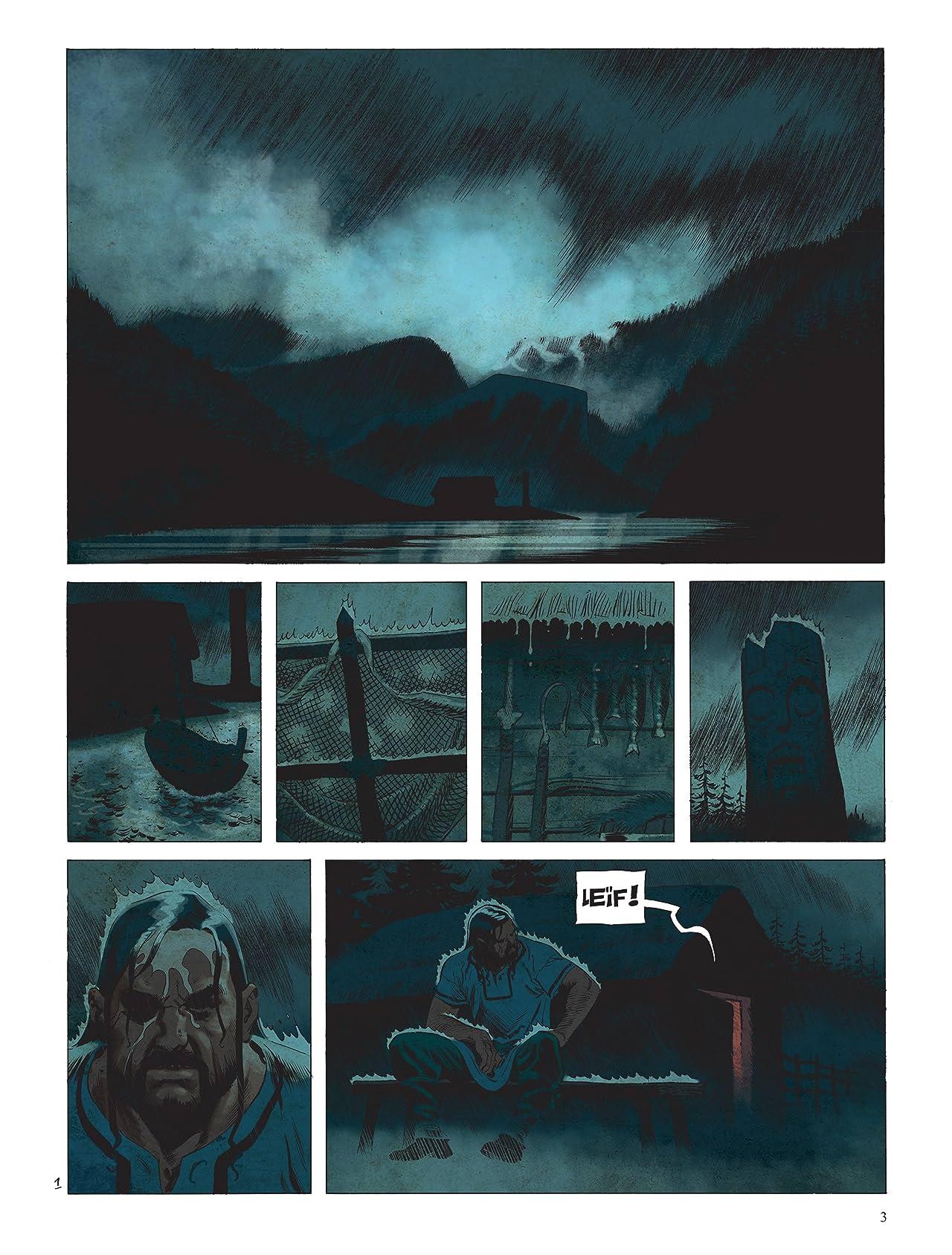 Asgard Vol. 1: Pied