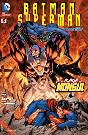Batman/Superman (2013-) #6