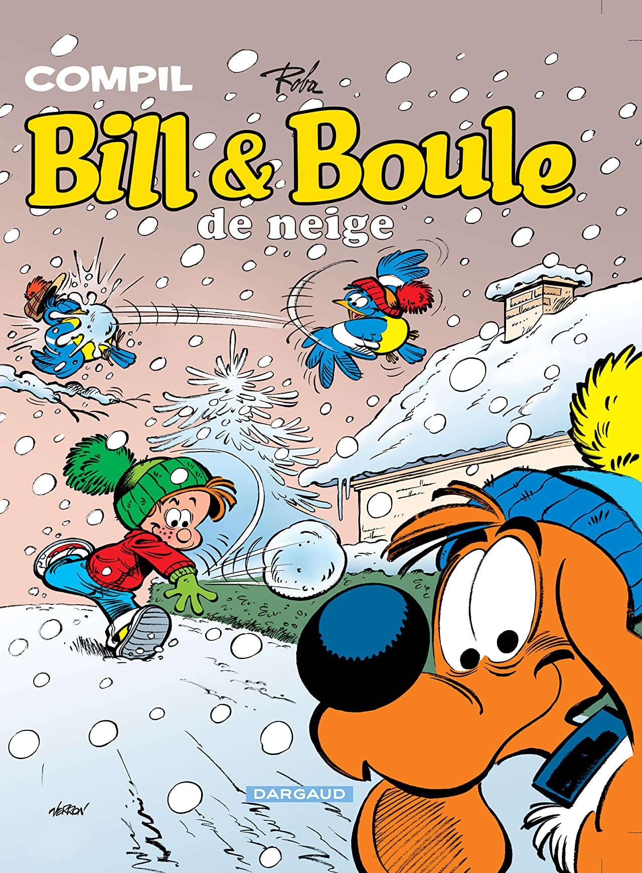 Boule et Bill (Compilation) SBB Vol. 1: Bill et Boule de neige