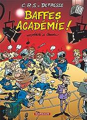 C.R.S = Détresse Vol. 11: Baffes académie !