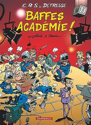 C.R.S = Détresse Tome 11: Baffes académie !