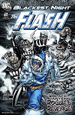 Blackest Night: The Flash No.2 (sur 3)