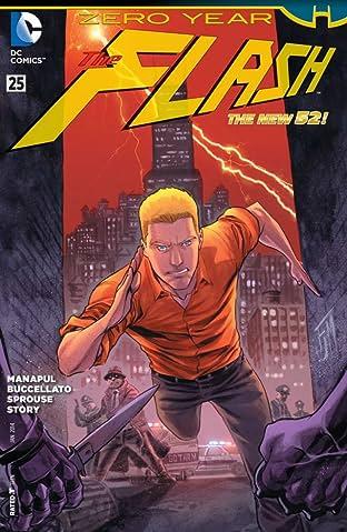 The Flash (2011-2016) #25
