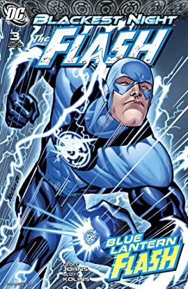 Blackest Night: The Flash #3 (of 3)