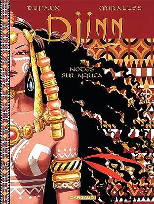 Djinn: Notes sur Africa