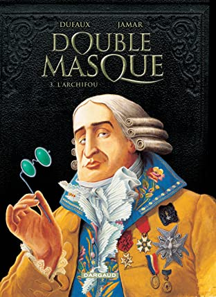 Double Masque Vol. 3: Archifou