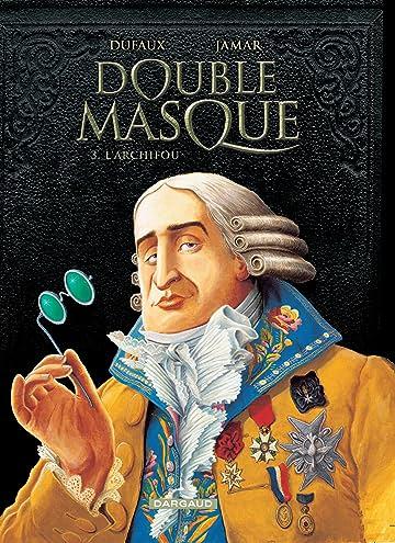 Double Masque Vol. 3: Archifou