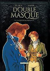 Double Masque Vol. 4: Deux sauterelles