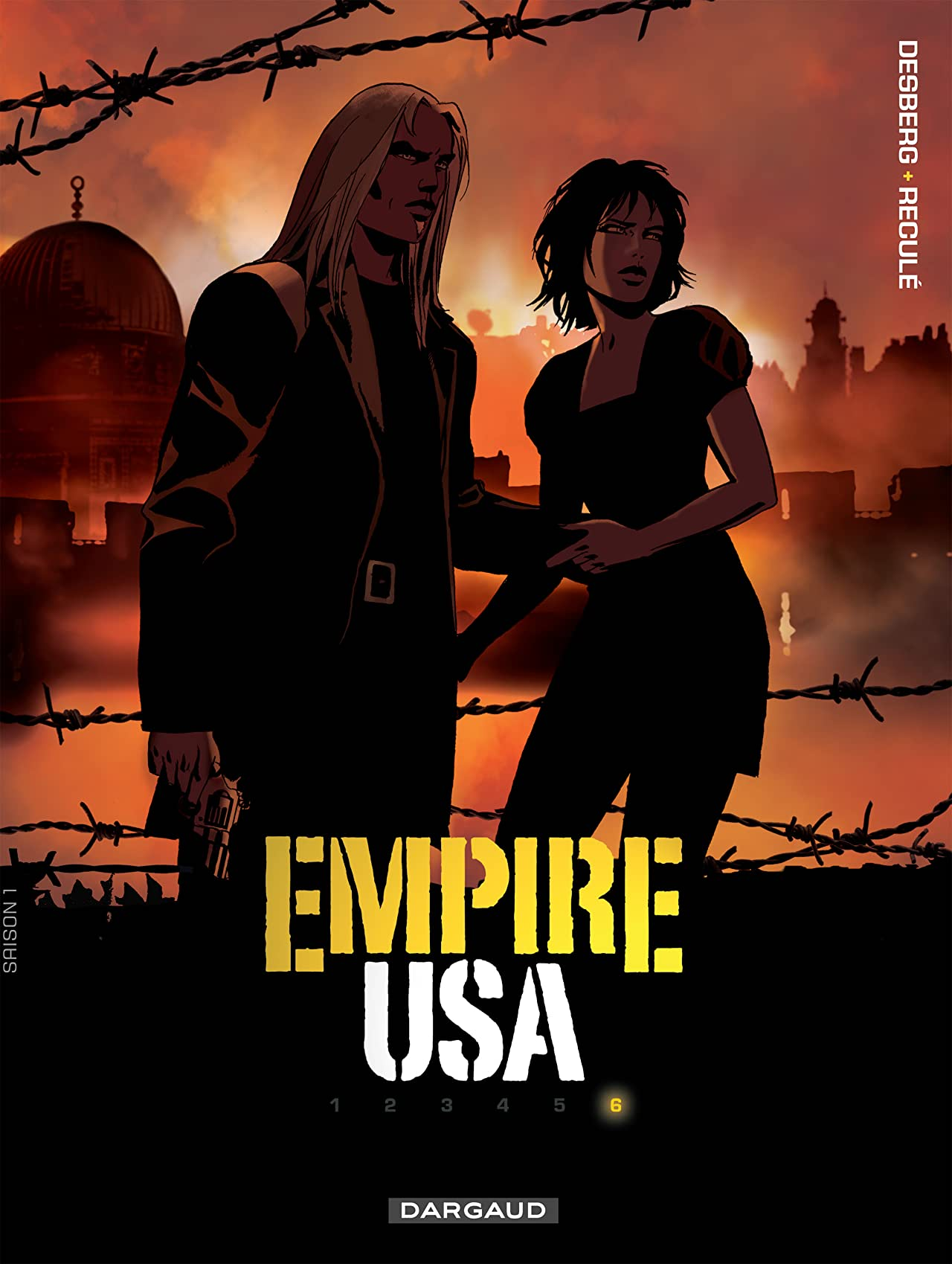 Empire USA - saison 1 Vol. 6
