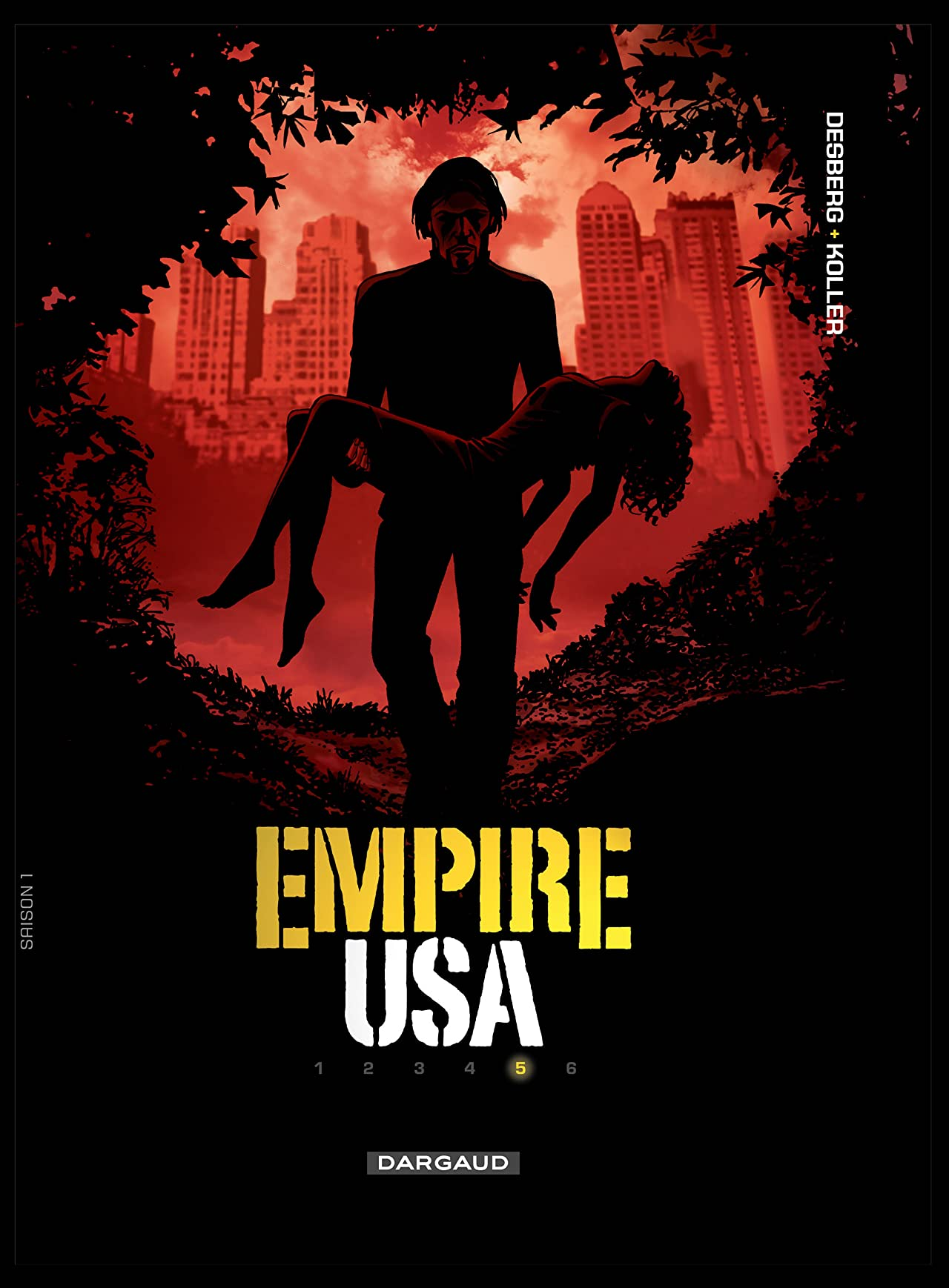 Empire USA Vol. 5: Sans titre