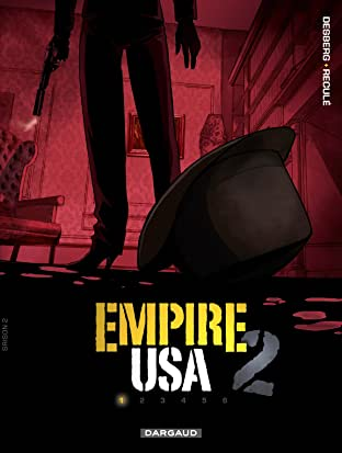 Empire USA (saison 2) Vol. 1: Sans titre