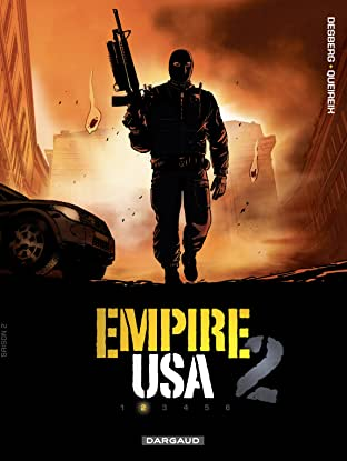 Empire USA (saison 2) Vol. 2: Sans titre