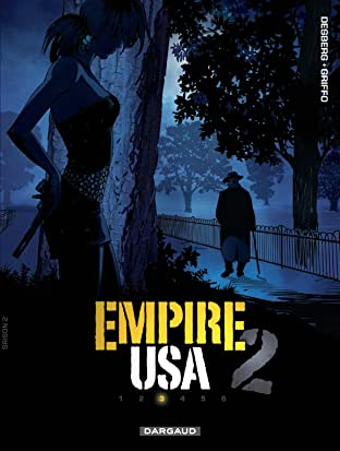 Empire USA (saison 2) Vol. 3: Sans titre
