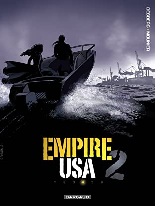 Empire USA (saison 2) Vol. 4: Sans titre
