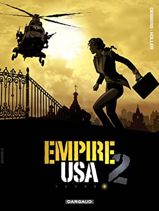 Empire USA (saison 2) Vol. 6: Sans titre