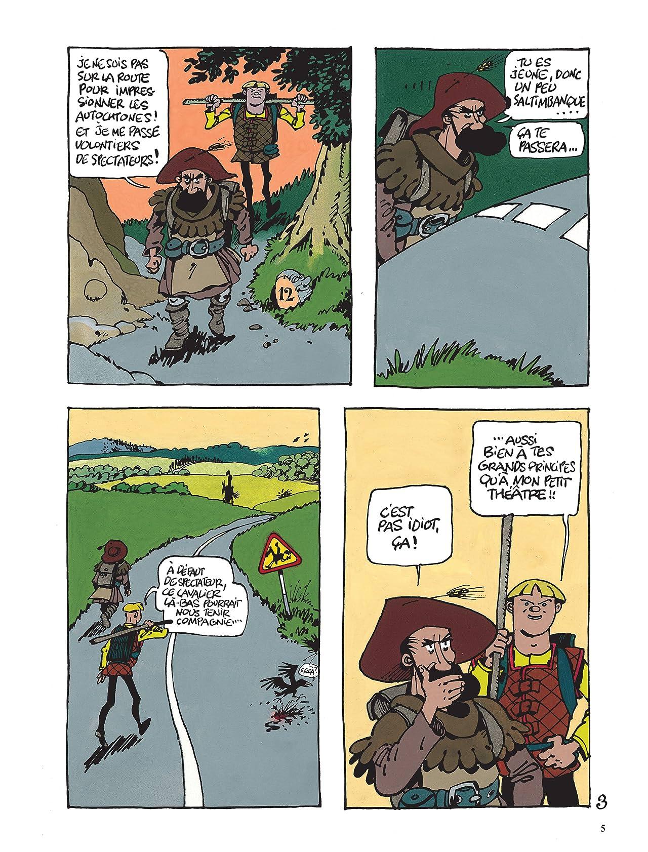 F'murrr (Hors Collection) Vol. 3: Le Pauvre chevalier