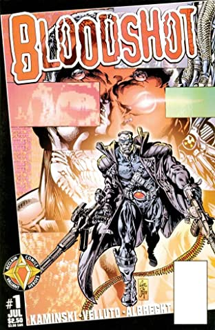 Bloodshot (1997-1998) No.1