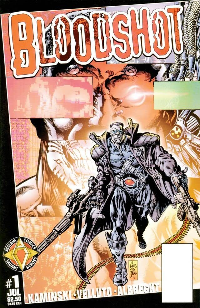 Bloodshot (1997-1998) #1