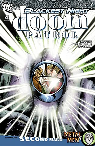 Doom Patrol (2009-2011) No.4