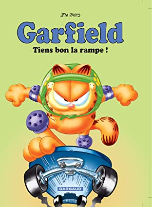 Garfield Vol. 10: Tiens bon la rampe !