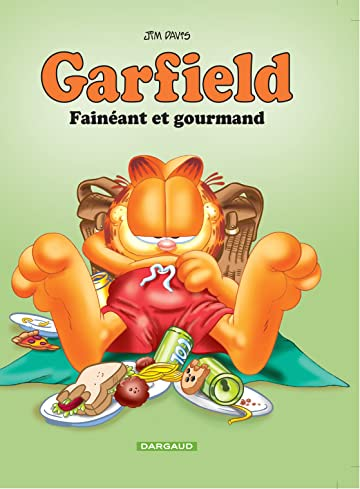 Garfield Vol. 12: Fainéant et gourmand