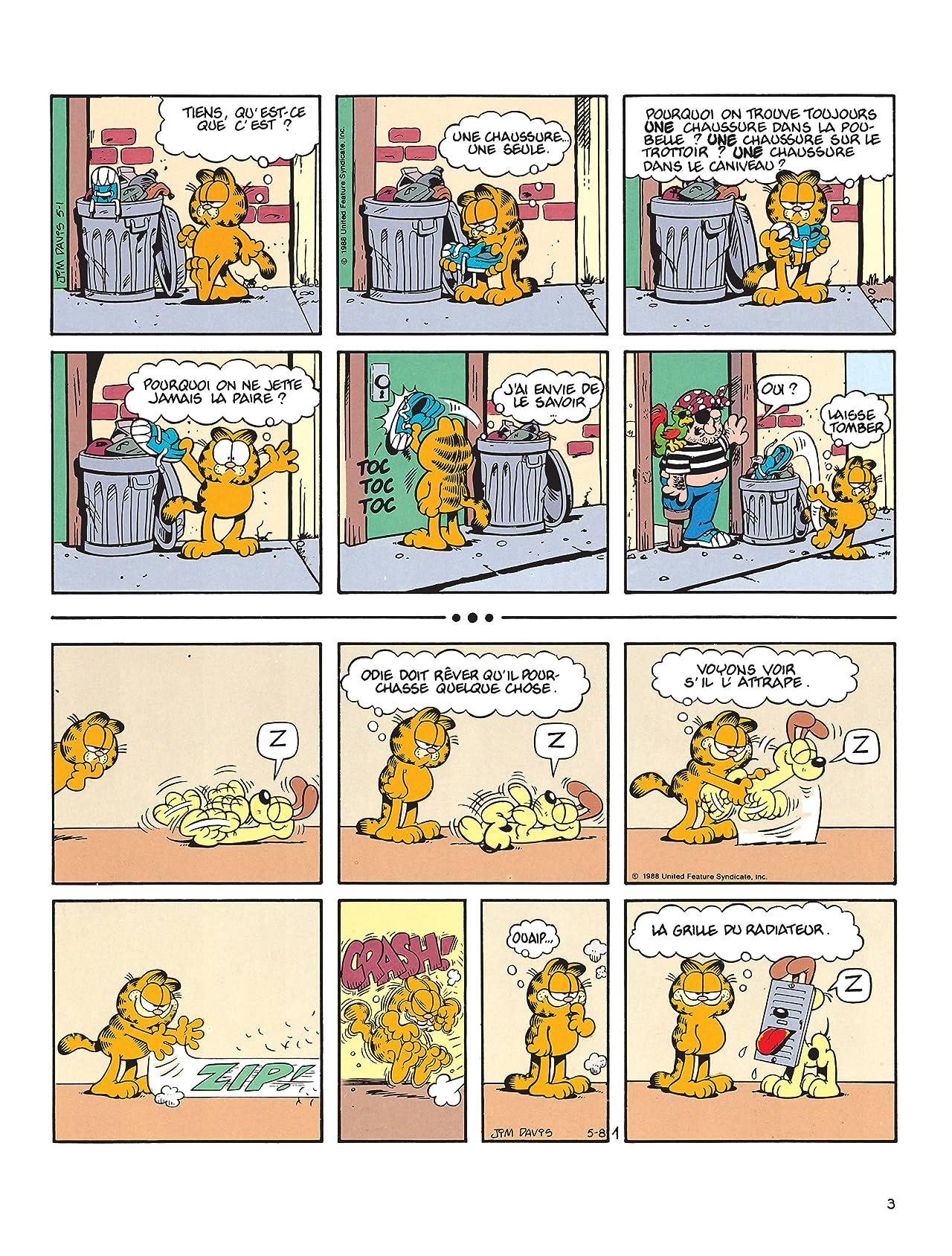 Garfield Vol. 17: Garfield n'est pas un cadeau