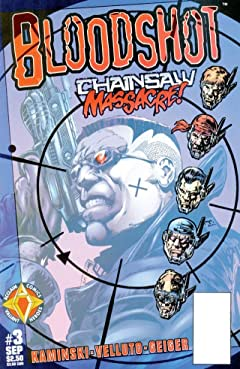 Bloodshot (1997-1998) No.3