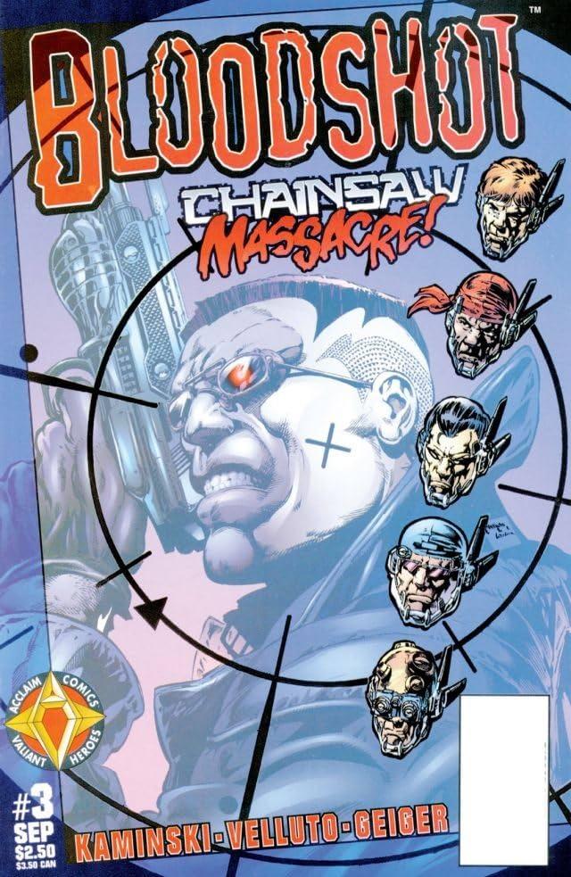 Bloodshot (1997-1998) #3