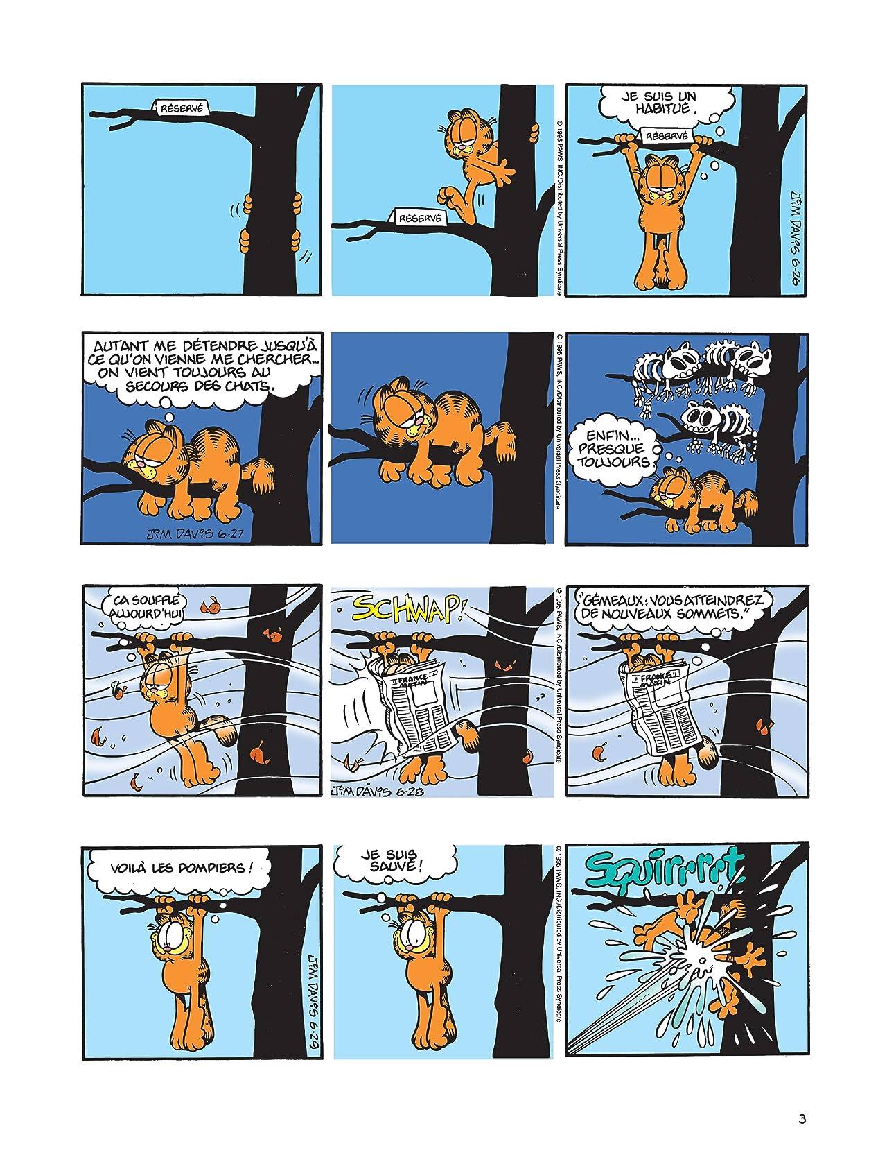 Garfield Vol. 26: Ca déménage !
