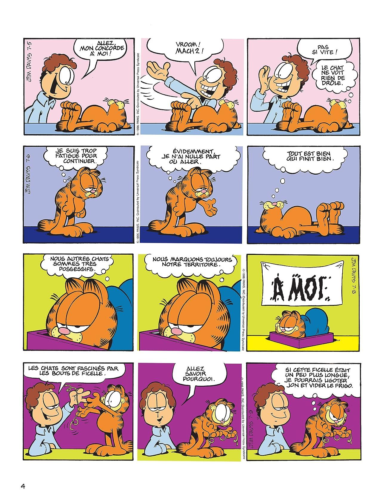 Garfield Vol. 28: Garfield fait des vagues