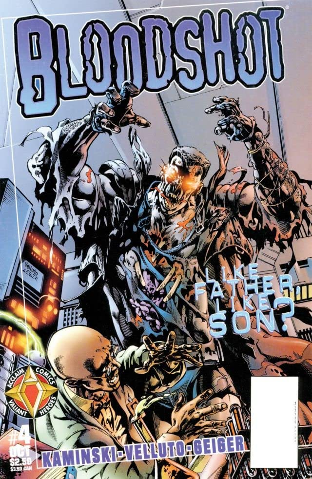 Bloodshot (1997-1998) #4