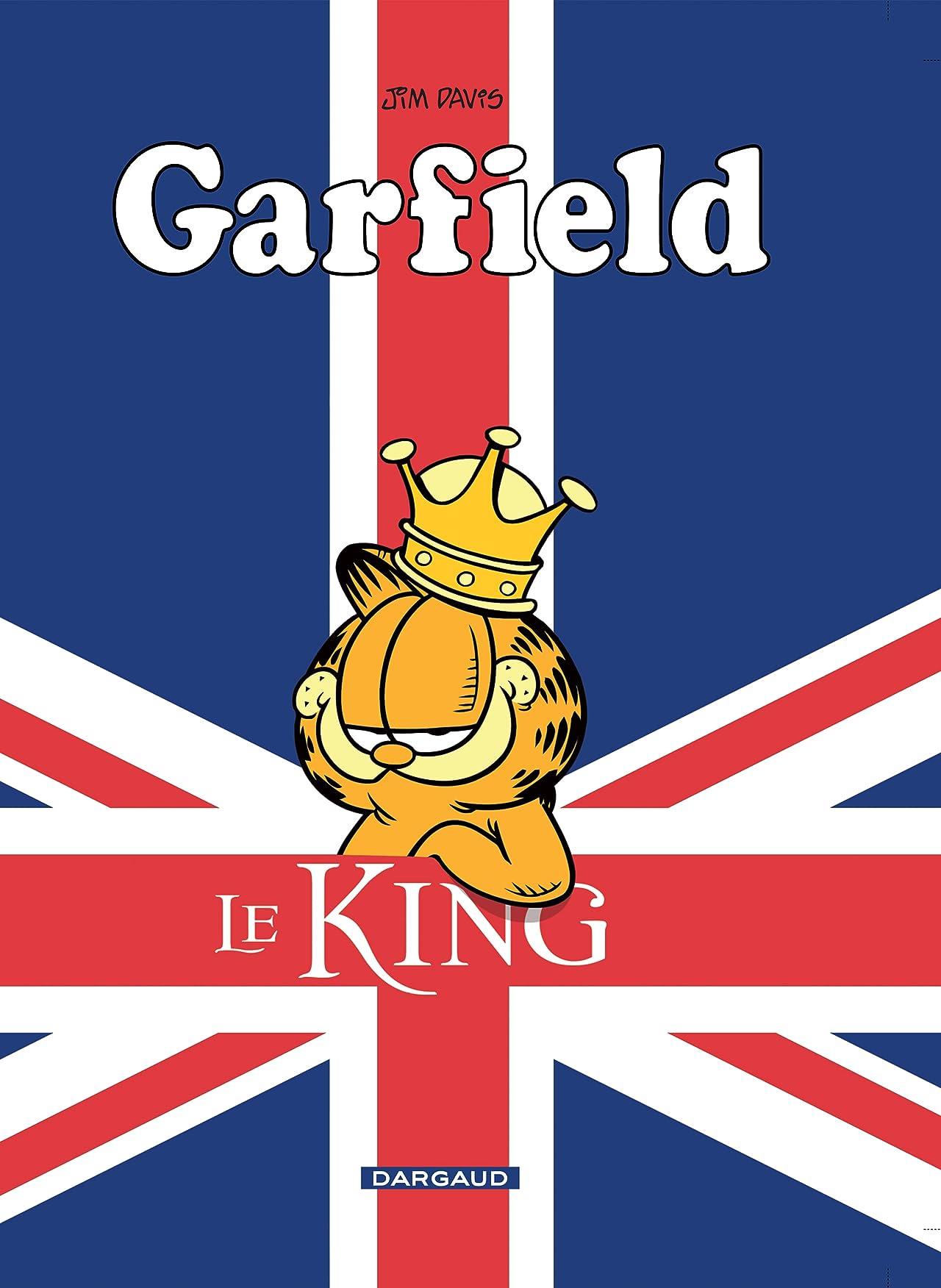 Garfield Vol. 43: God Save Garfield
