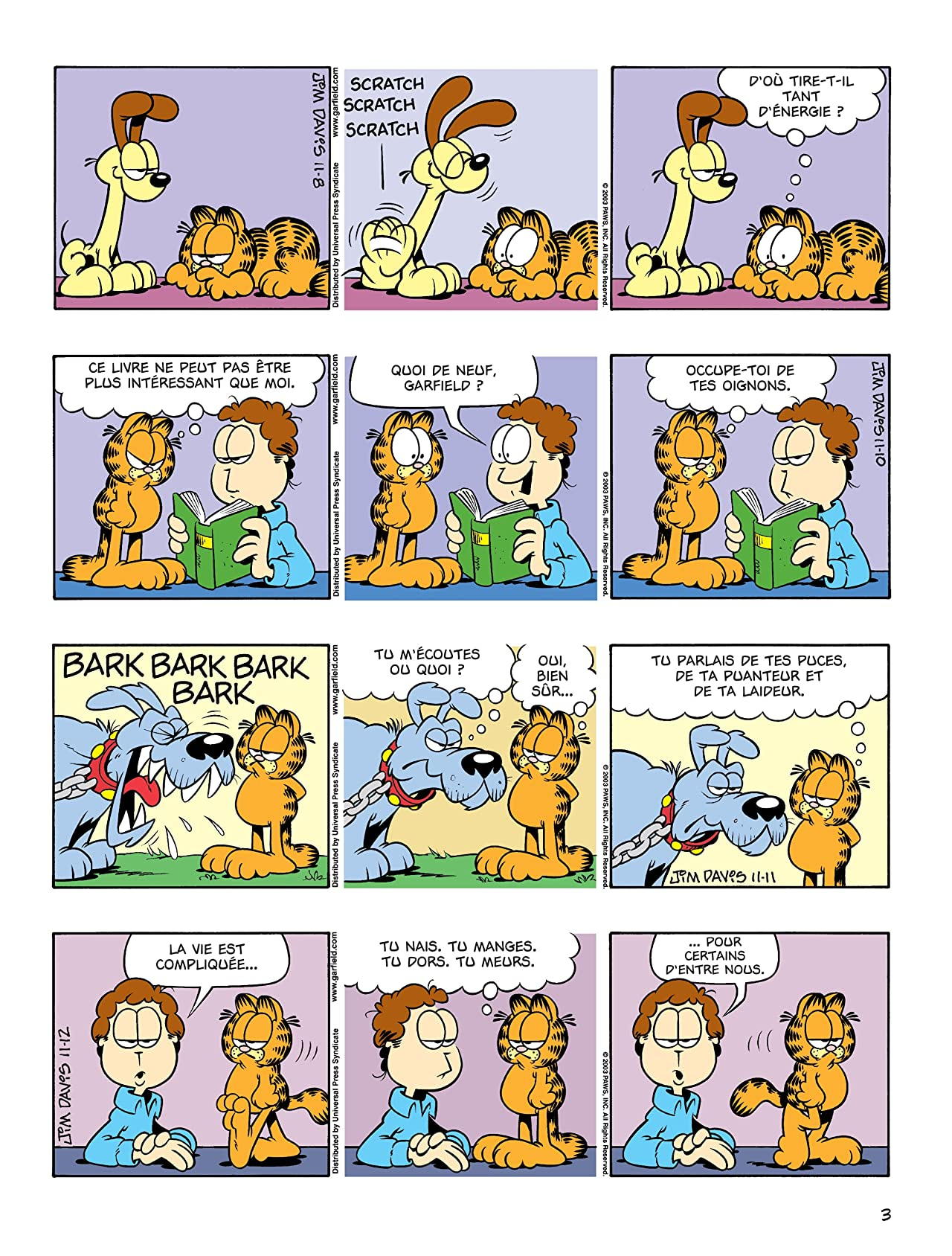 Garfield Vol. 44: Un Amour de Lapin