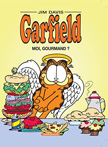 Garfield Vol. 46: Gourmand, moi ?