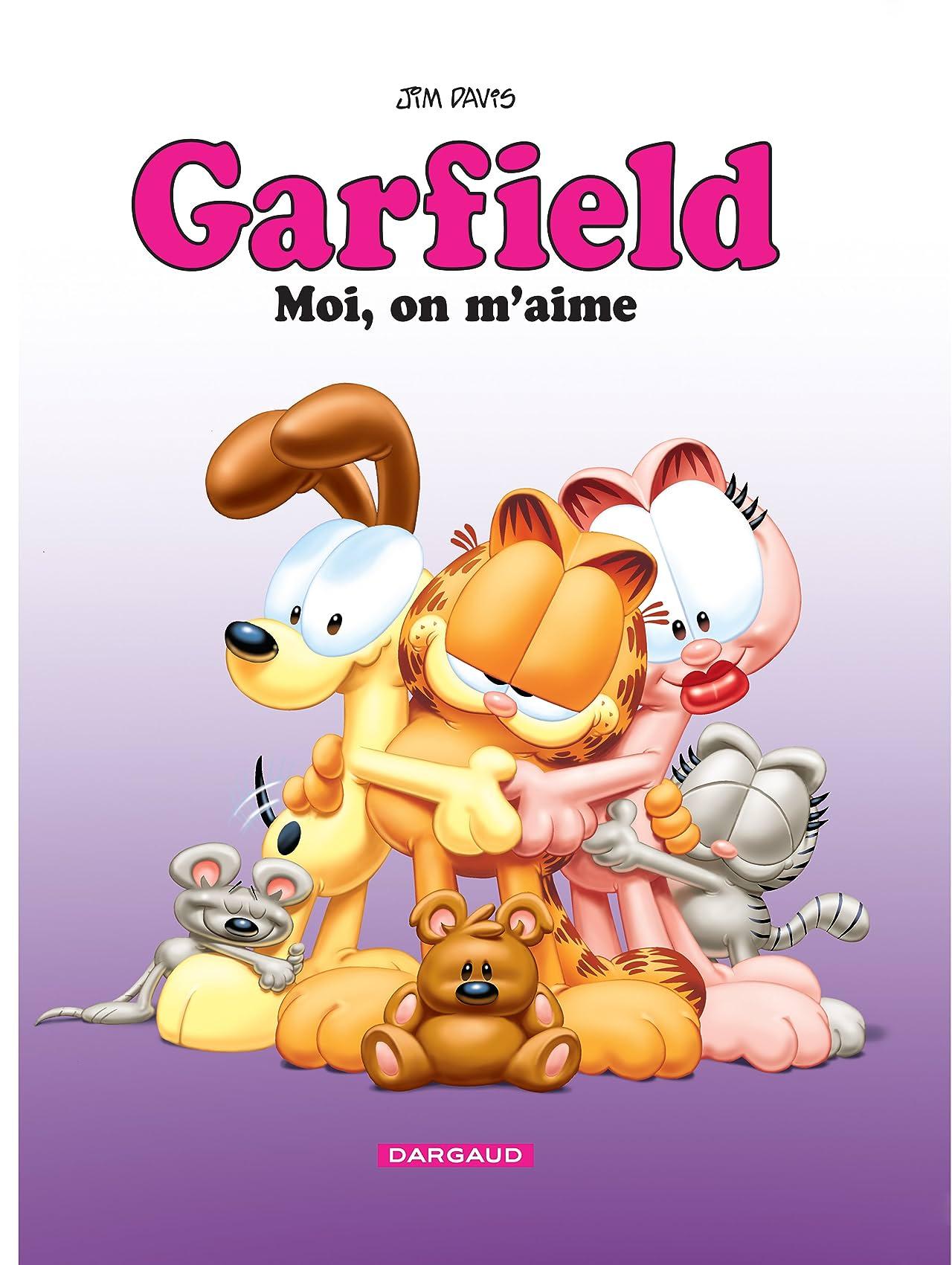 Garfield Vol. 5: Moi, on m'aime