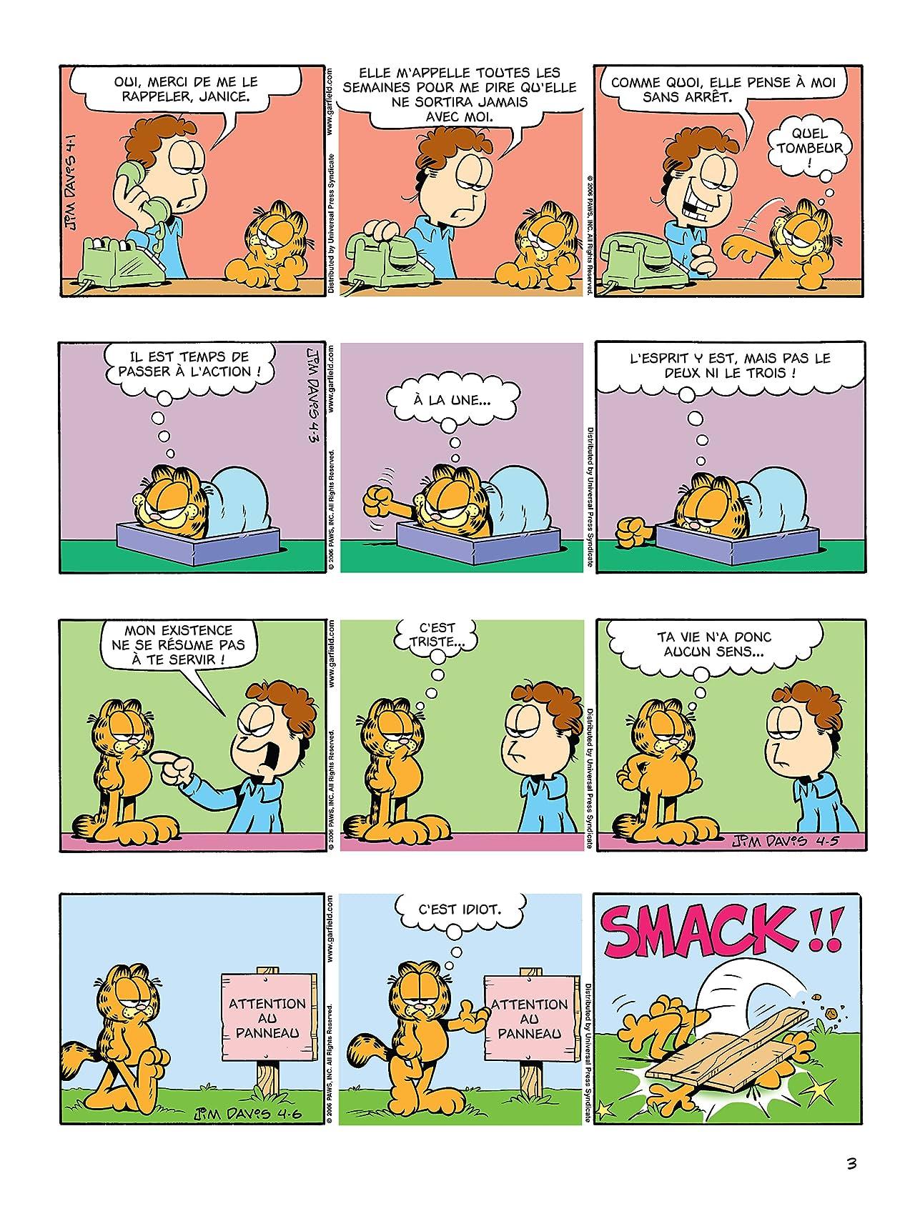Garfield Vol. 50: Au Poil