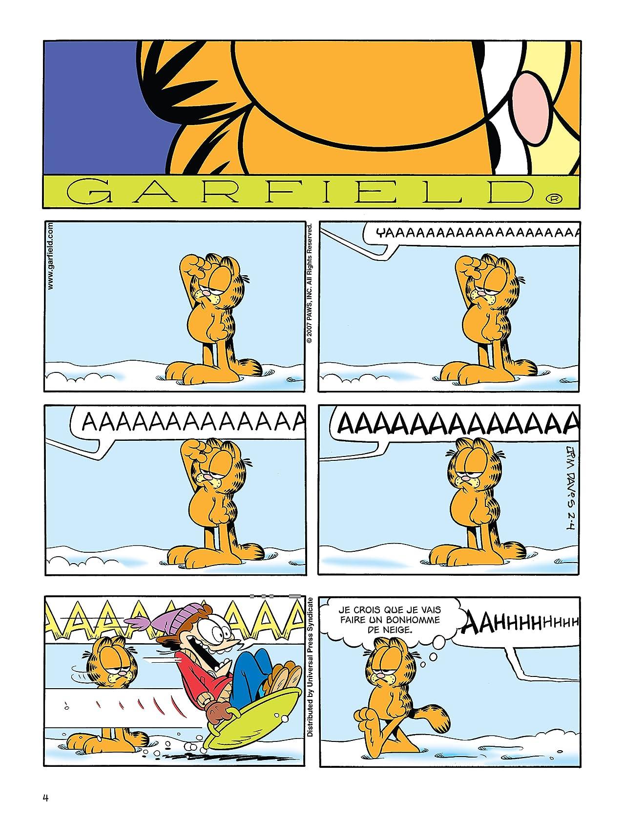 Garfield Vol. 52: Bête de scène (52)
